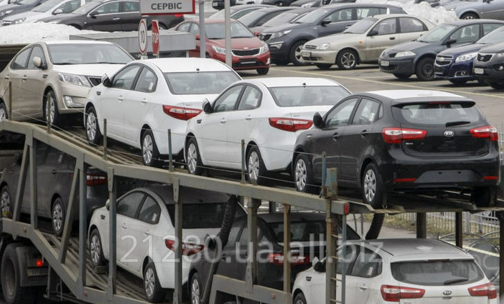 Order Customs clearance of cars