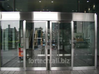 Заказать Сервисное обслуживание автоматических дверей