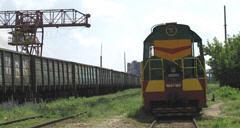 Доставка железнодорожным транспортом