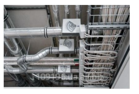 Замовити Проектування вентиляційного устаткування