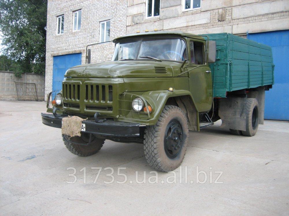 Заказать Грузоперевозки ЗИЛ-130, газель грузопассажирская (6 мест+1,5тн)