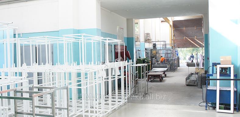 Заказать Производство хозяйственной металлоконструкции
