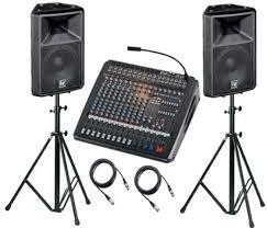 Заказать Оренда звукового обладнання.