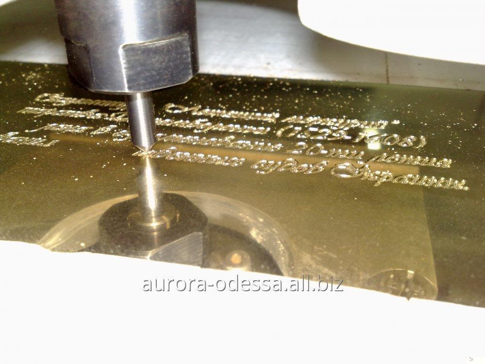 Заказать Порезка деталей из металла на ЧПУ по выгодной цене
