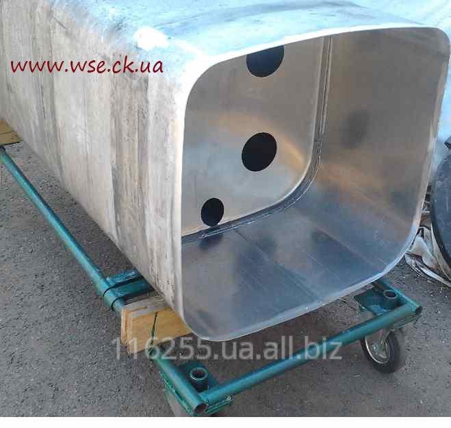 Заказать Ремонт алюминиевых топливных баков