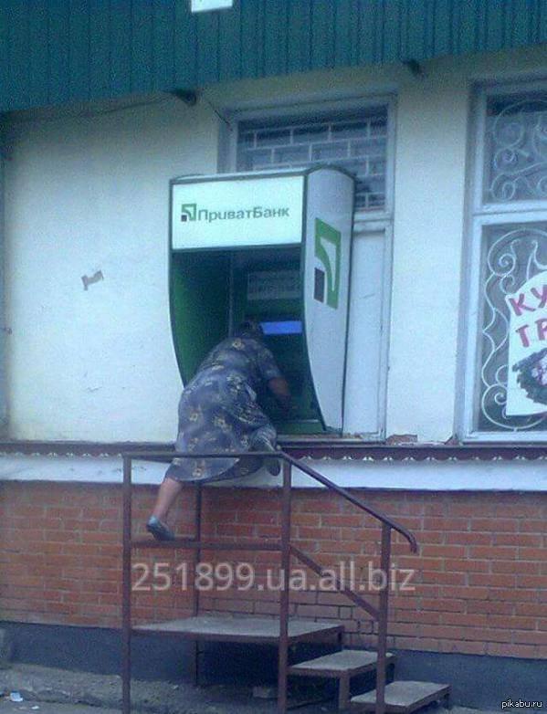 Заказать Монтаж банкоматов