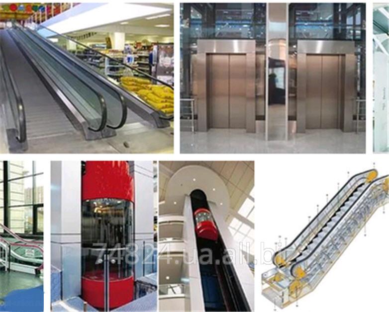 Заказать Поставка лифтов и эскалаторов