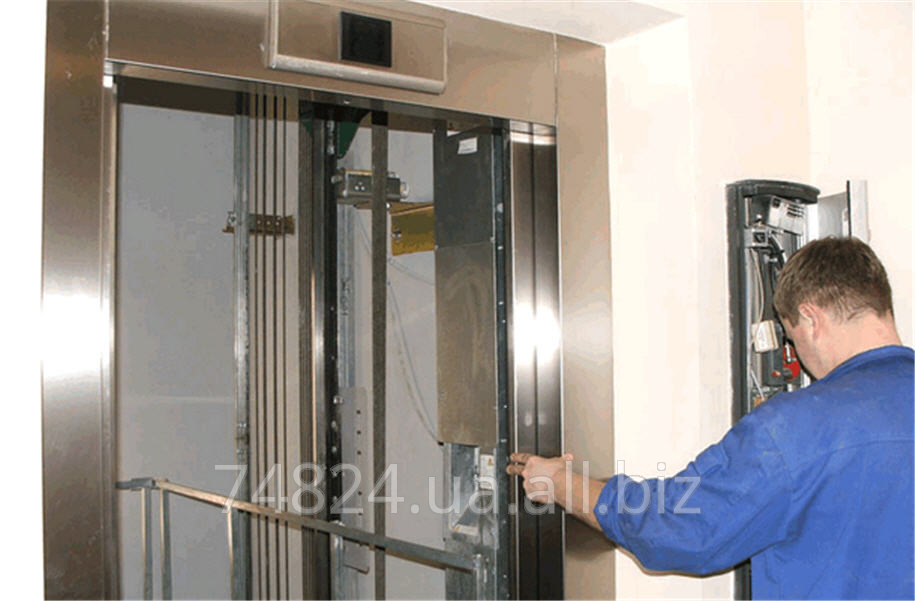 Заказать Модернизация лифтов