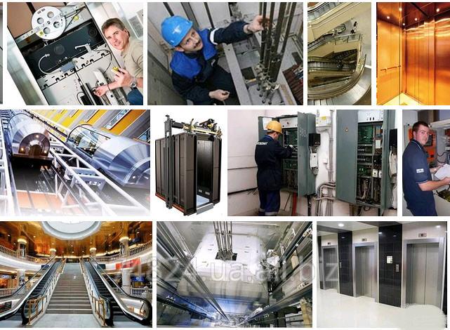 Заказать Техническое обслуживание лифтов и эскалаторов