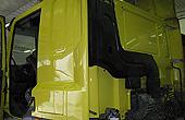 Заказать Услуги восстановление геометрии рам и кабин грузового автомобиля