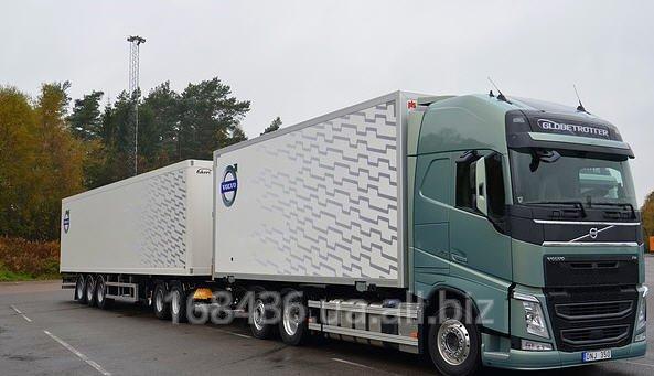 Заказать Автомобильные международные перевозки грузов от 5т до 24т