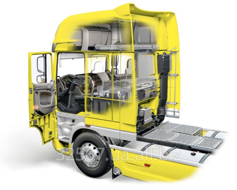 Заказать Услуги по ремонту электрооборудования для грузового автомобиля