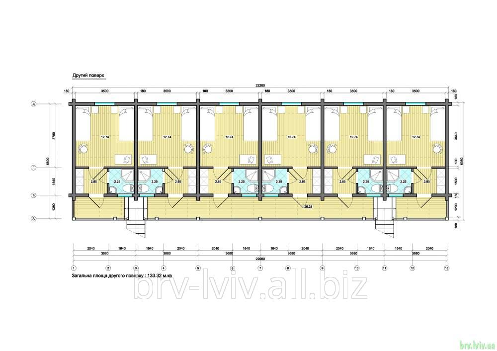 Заказать Архитектурное проектирование домов для строительства из дерева