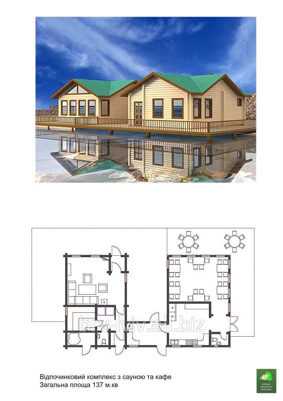 Заказать Строительство коттеджей, особняков в Украине