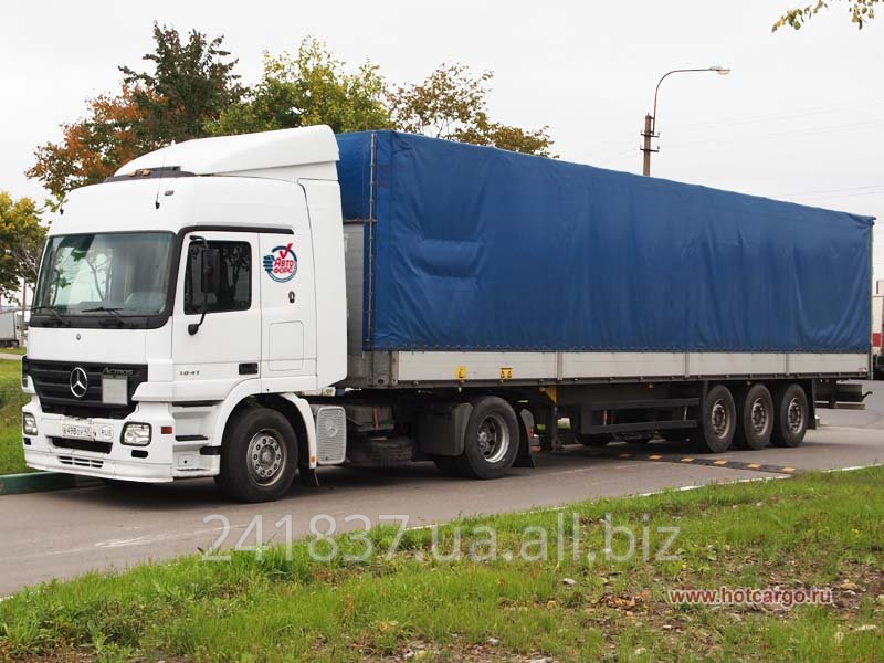 Заказать Перевозка грузов до 22 т.