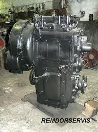 Заказать Ремонт коробки передач K702.