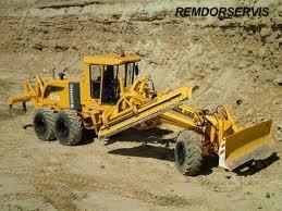 Заказать Ремонт цилиндрической пары автогрейдера ДЗ-99