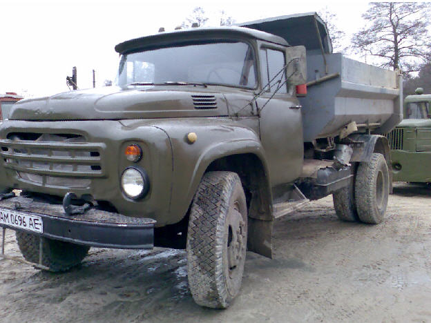 Заказать Доставка грузов автомобилями ЗИЛ и МАЗ