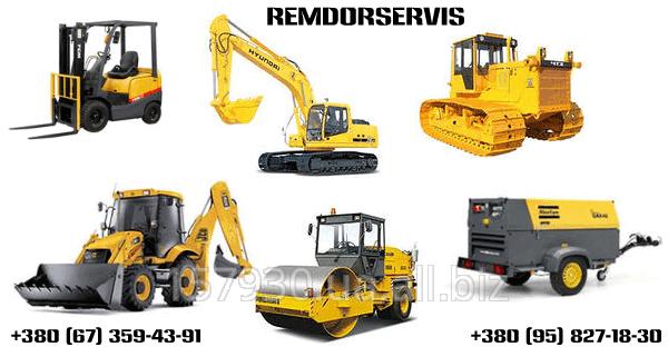 Заказать Ремонт строительной техники