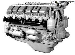 Заказать Капитальный ремонт двигателя: ЯМЗ-850.10