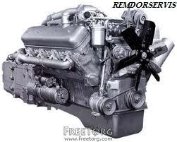 Заказать Капитальный ремонт двигателя: ЯМЗ-236
