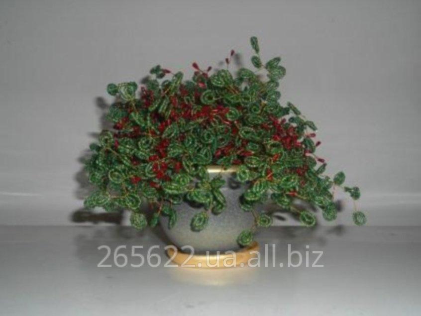 Заказать Работы из бисера: бонсай (деревья и кусты)