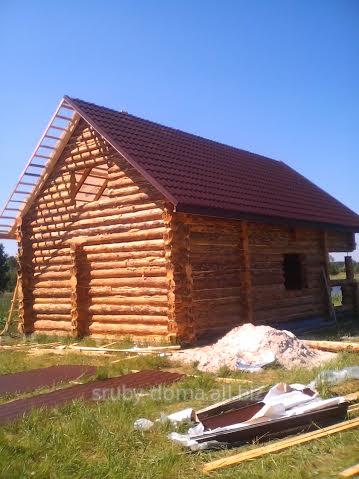 Заказать Частное строительство домов из дерева сруба смереки. Беседки, коттеджи, дома, баня, дачи, бани и сауны.