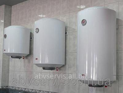 Заказать Установка водонагревателя бойлера, без врезки в систему