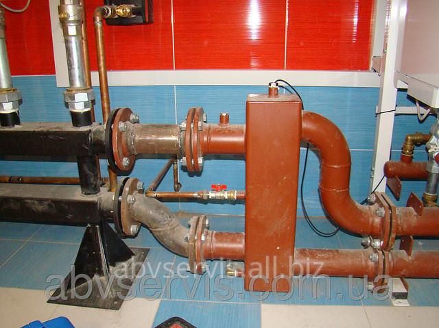 Заказать Услуги по реконструкции систем отопления