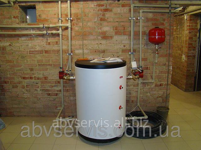 Заказать Установка систем отопления