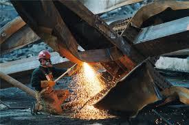 Демонтаж, разборка металлических конструкций, скупка ненужных металлических конструкций, переработка металлического сплава