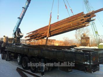Вывоз металлолома, разбор и демонтаж сооружений металлических в Украине