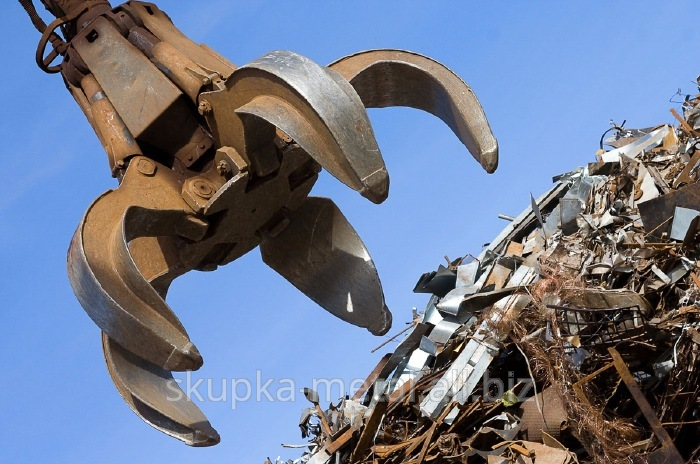 Скупка лома, резка металла, закупка и переработка лома металлического в Украине