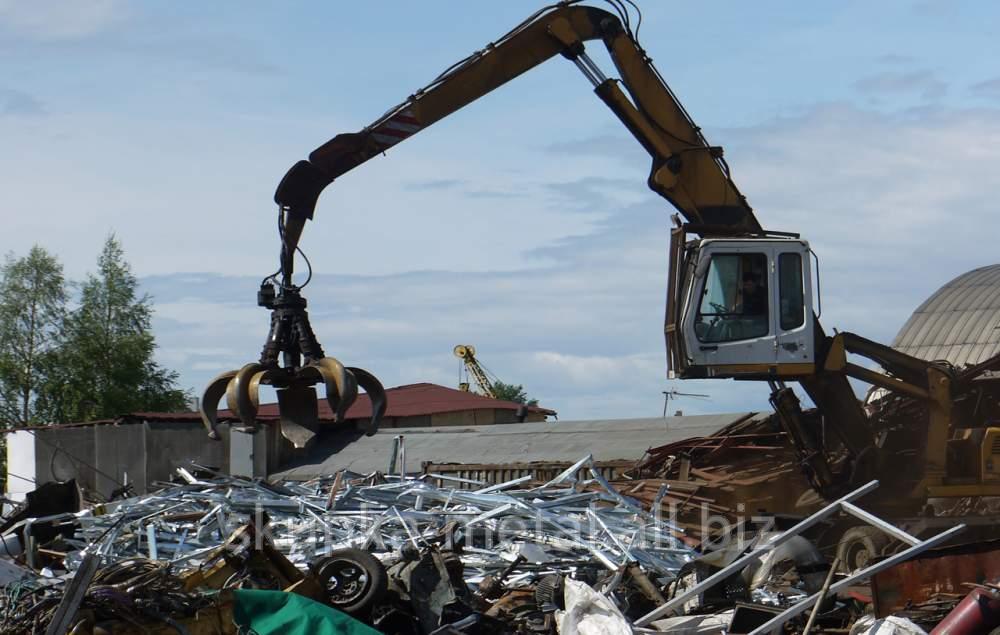Демонтаж и разборка металлических конструкций, металлические сооружения под взнос в Украине
