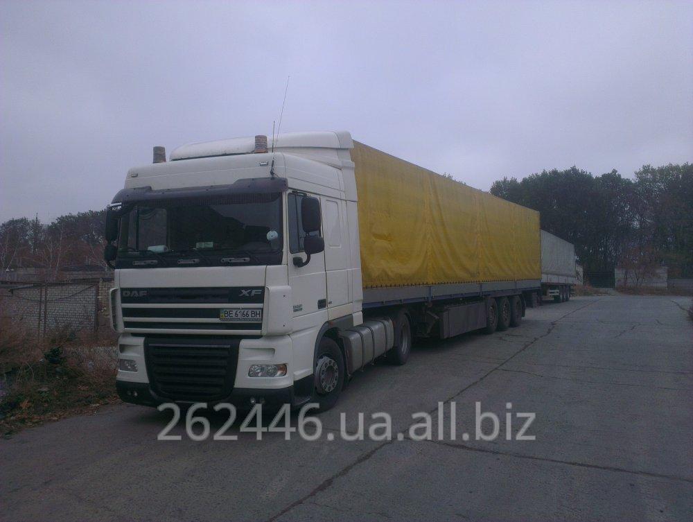 Заказать Паллетная доставка грузов в Восточную Европу