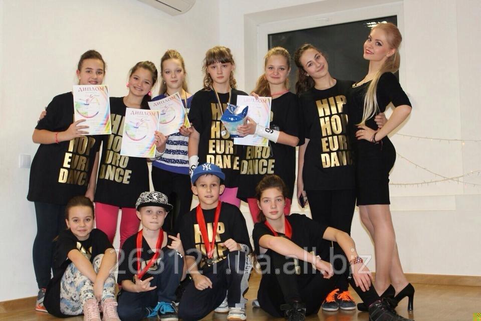 Заказать Сучасні танці HIP HOP З EURO DANCE