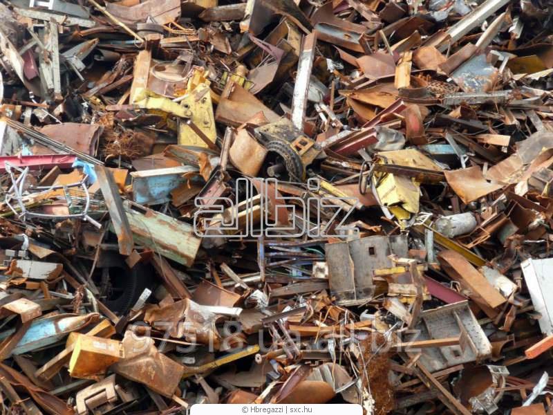 Заказать Утилизация металлоотходов