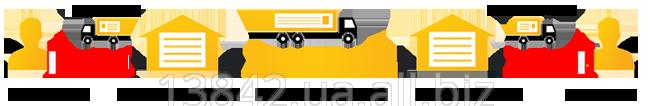 Замовити Експрес доставка вантажів