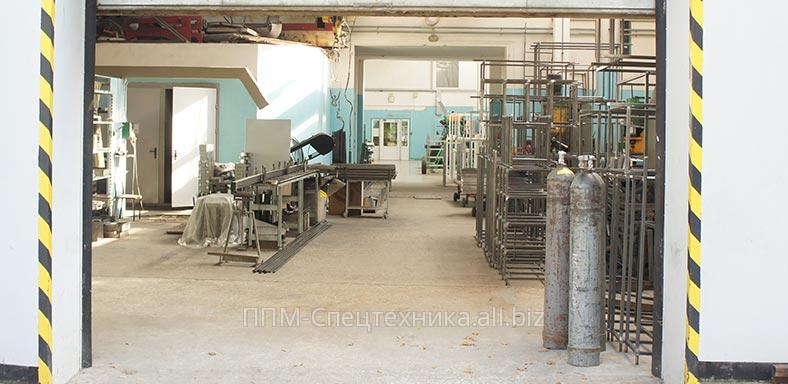 Заказать Изготовление металлических балок