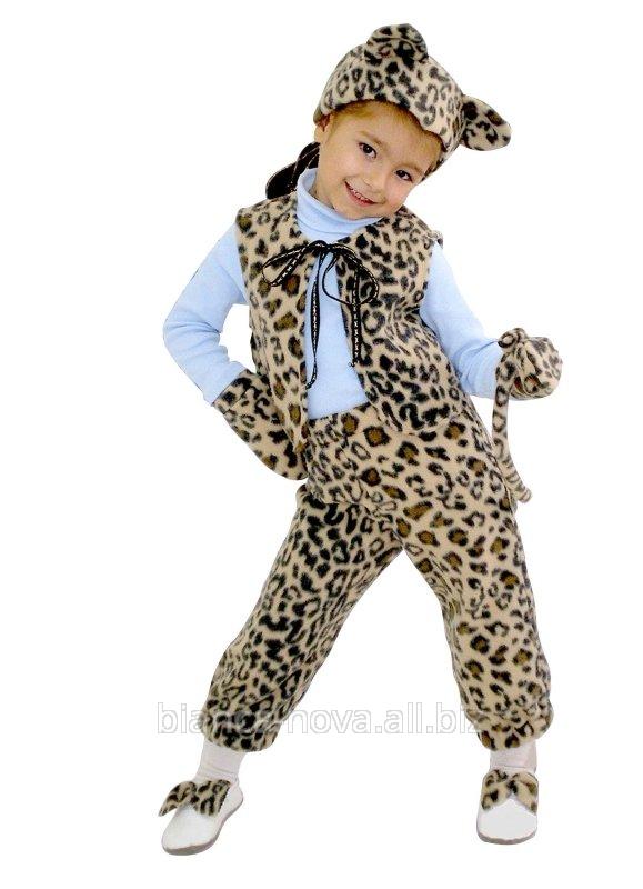 """Заказать Прокат карнавального костюма """"Леопард""""."""