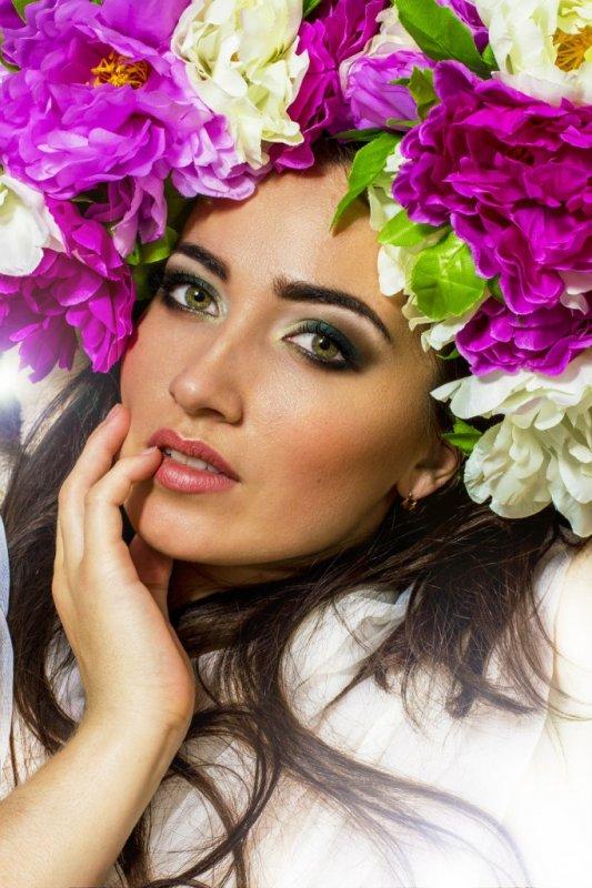 Заказать Пробный свадебный макияж