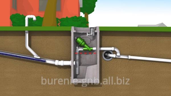Система канализации, прокладка внутренних сетей канализации в Одессе