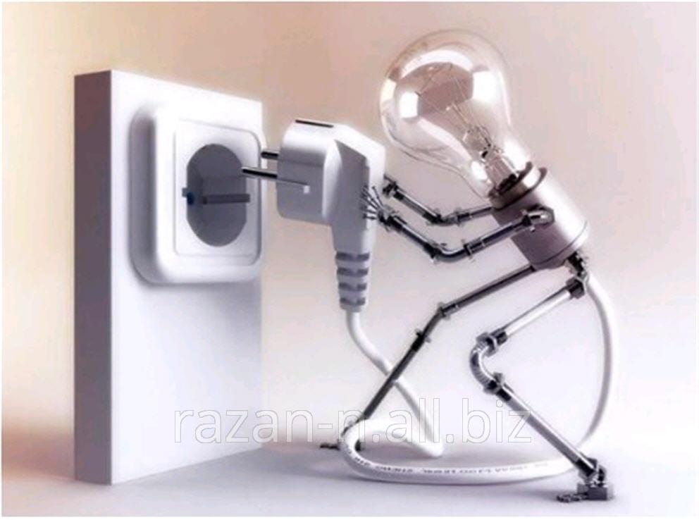 Заказать Электро работы