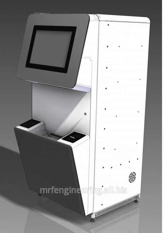 Заказать Разработка вендинговых автоматов