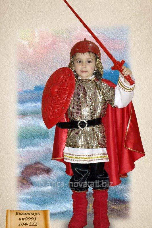 """Заказать Прокат карнавального костюма """"Богатырь""""."""
