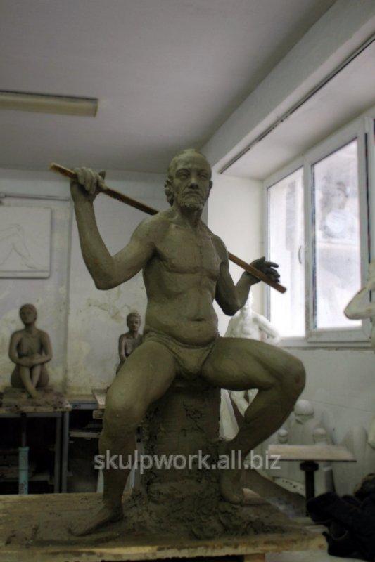Заказать Скульптура з фотографії