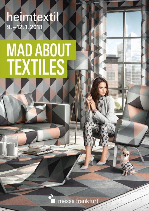 Выставка Heimtextil во Франкфурте ― всемирно известный бренд для игроков текстильного рынка