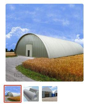 Заказать Строительство арочных конструкций