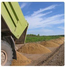 Заказать Устройство песчанной основы 10 см
