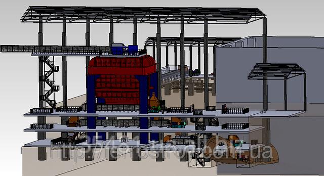 Заказать Проектирование объектов промышленного назначения